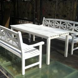 Комплект садовой мебели «Бланш»