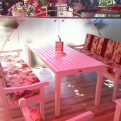 Комплект садовой мебели «Бланш» текстиль