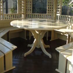 Комплект мебели для беседки